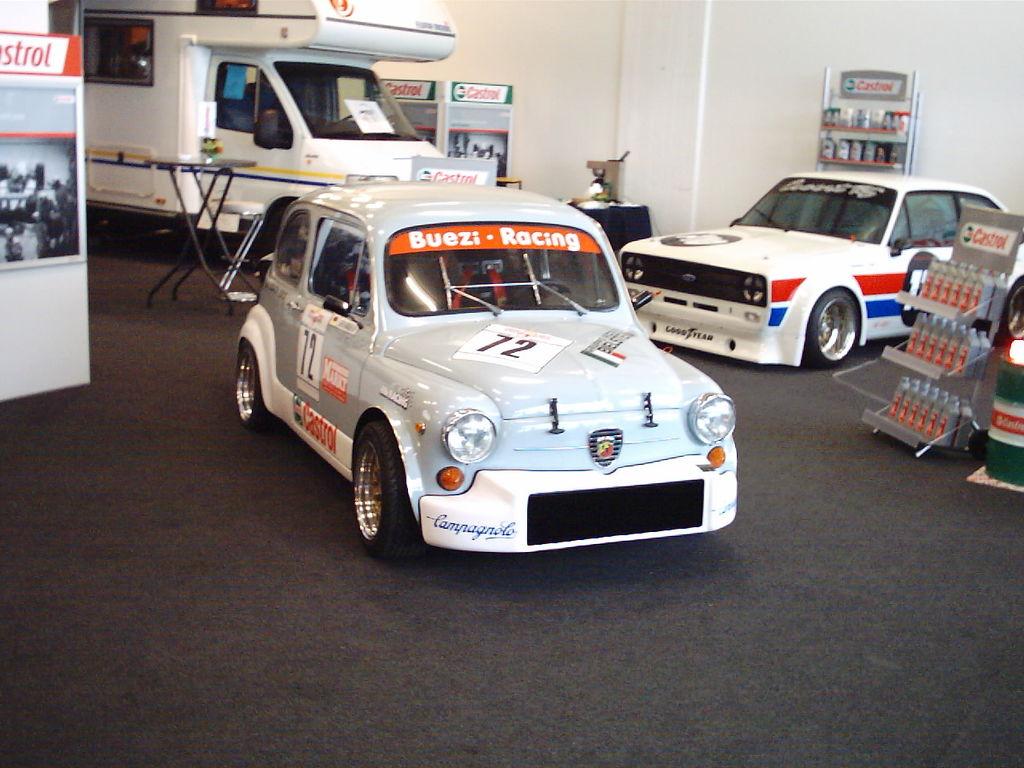SIC IG | Autoworld 2004