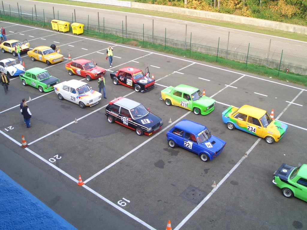 Sic ig classic club race zolder 2005 sic ig for Road house classic zolder