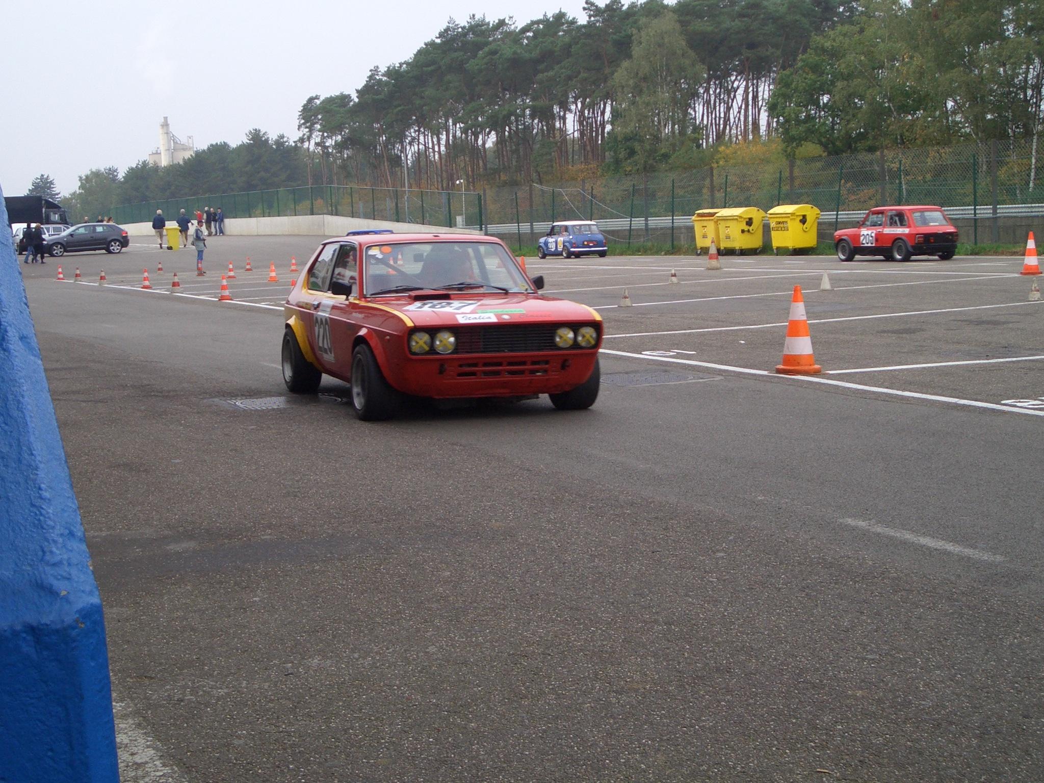 SIC IG | Classic Club Race Zolder 2005