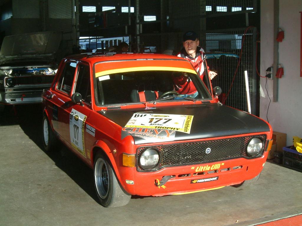 SIC IG   ADAC Westfalen Trophy Nürburgring 2007