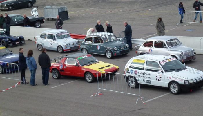SIC IG | NOF/Segafredo Cup Zandvoort2012
