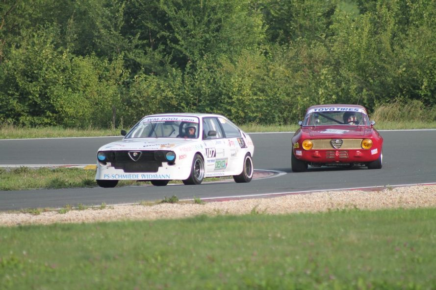 SIC IG | Alfa Speed Event Schleiz 2014
