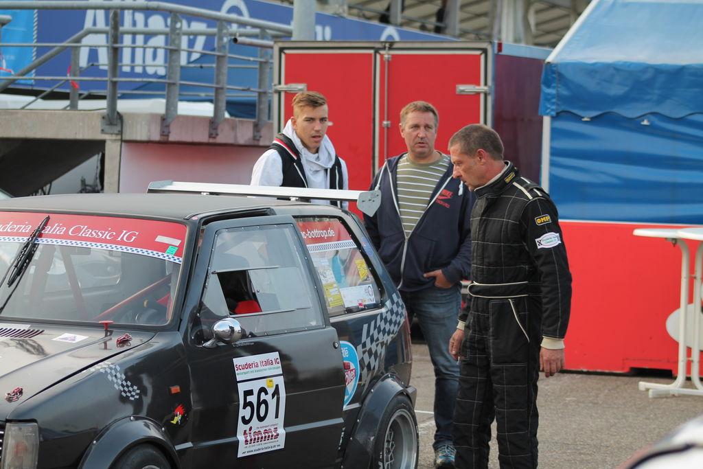 SIC IG | Hockenheim Classic 2014