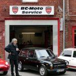 SIC IG | Abarth- und Oldtimertreffen bei BC-Motorservice 2017